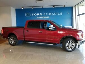 2017 Ford F-150 SUPERCREW / LARIAT / FX4 502A GROUP