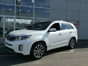 2015 Kia Sorento SX SX Awd Navi, Leather, Pano Roof