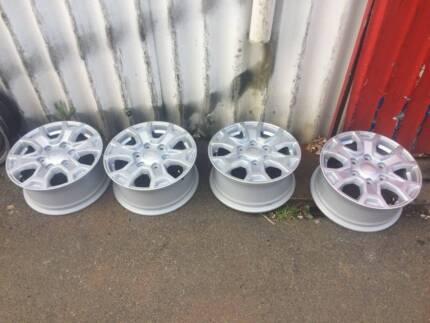Ranger rims tyres   Wheels, Tyres & Rims   Gumtree Australia