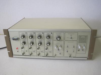 Emg Amplifier System Model 702c By University Of Iowa Bioengineering W Manual