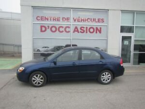 2007 Kia Spectra LOW MILEAGE