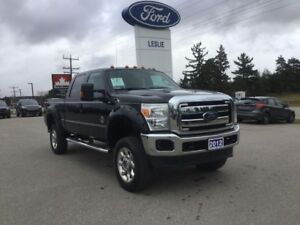 2012 Ford F-250 Lariat | 4X4 | One Owner | Heated/Cooled Seats