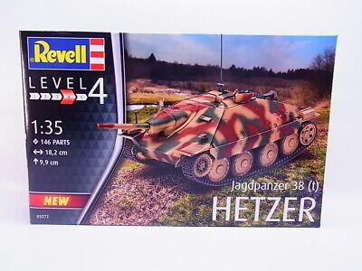 82640 Revell 03272 Jagdpanzer 38 Hetzer 1:35 Bausatz NEU OVP