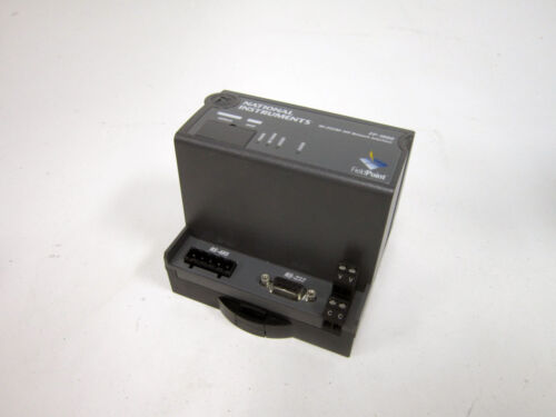 NATIONAL INSTRUMENTS FP-1000 184120F-01 RS-232/RS-485 NETWORK INTERFACE