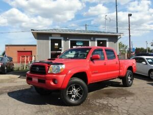 2005 Toyota Tacoma SRS 4X4 DOUBLE CAB CLEAN CARPROOF!! CERTIFIED