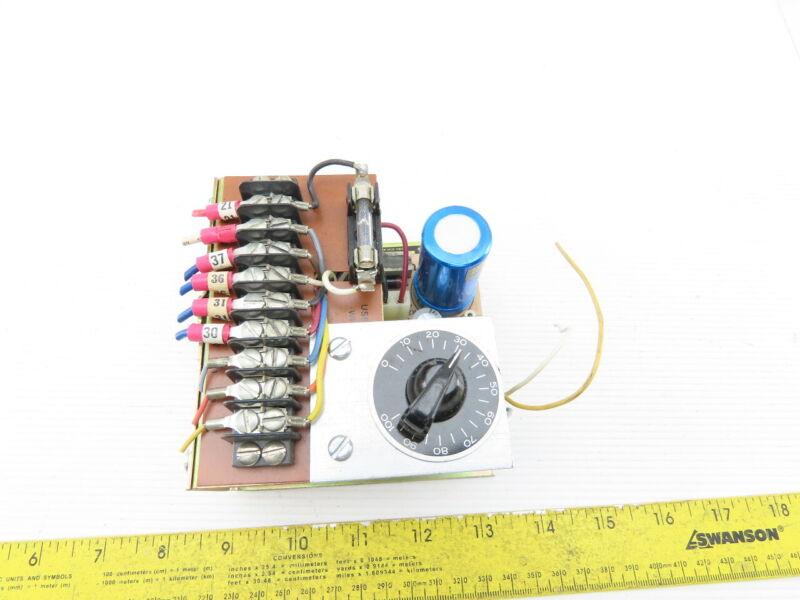 Bodine BSH250 115V DC Motor Speed Control