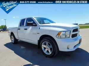 2017 Ram 1500 ST Express 4x4 | Bluetooth | MINT!