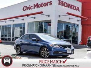 2015 Honda Civic Sedan EX - SUNROOF, HEATED SEATS, BACK UP CAMER