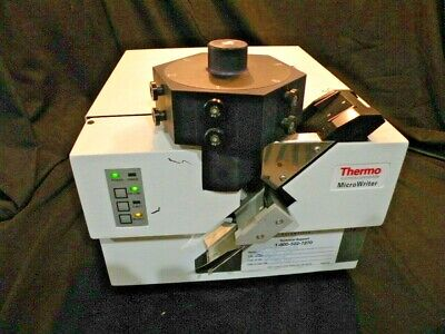 Thermo Shandon Microwriter Model E22.01mwr Slide Label Printer  Reduced