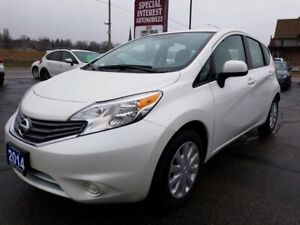 2014 Nissan Versa Note 1.6 SV CLEAN CAR PROOF !!  BLUE TOOTH...