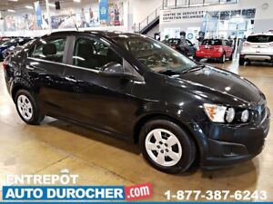 2013 Chevrolet Sonic LT - AIR CLIMATISÉ - Bluetooth - Groupe Éle