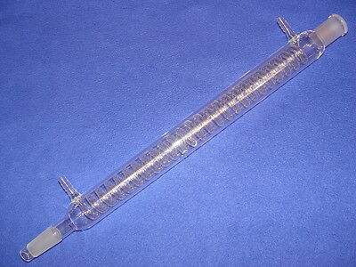 Coil Reflux Condenser 2440 400mm Premium Lab Glass