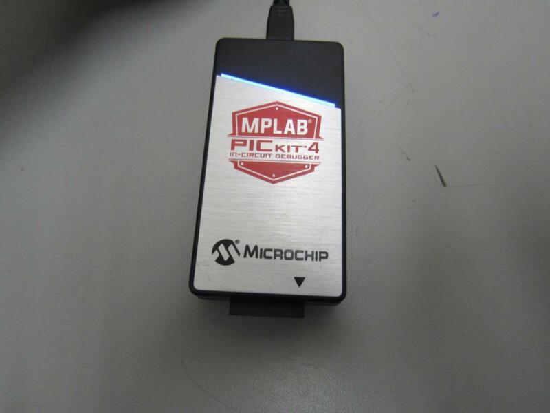 MICROCHIP MPLAB PIC KIT 4 In-Circuit Debugger PG164140