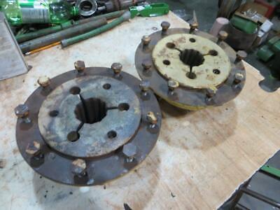John Deere B Rear Wheel 9 Bolt Pressed Steel Hubs B1678r