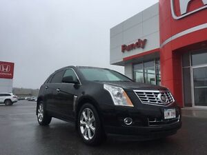 2015 Cadillac SRX Premium ONE OWNER, LOW KMS , CLEAN CARPROOF