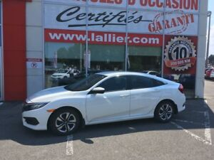 2016 Honda Civic LX **AUCUN ACCIDENT**CAM DE RECUL**
