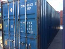 40 FT SHIPPING CONTAINERS - HIGH CUBE Brooklyn Brimbank Area Preview