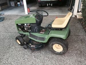 John Deere Ride on Lawn Mower Nerang Gold Coast West Preview
