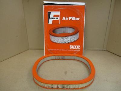 - Fram CA332 Cuda 426 Hemi 340 440 Six Pack Air Filter NOS Shaker Air Grabber