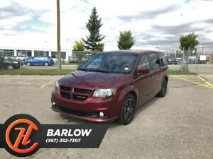2018 Dodge Grand Caravan GT / Leather / Back up cam / Bluetooth