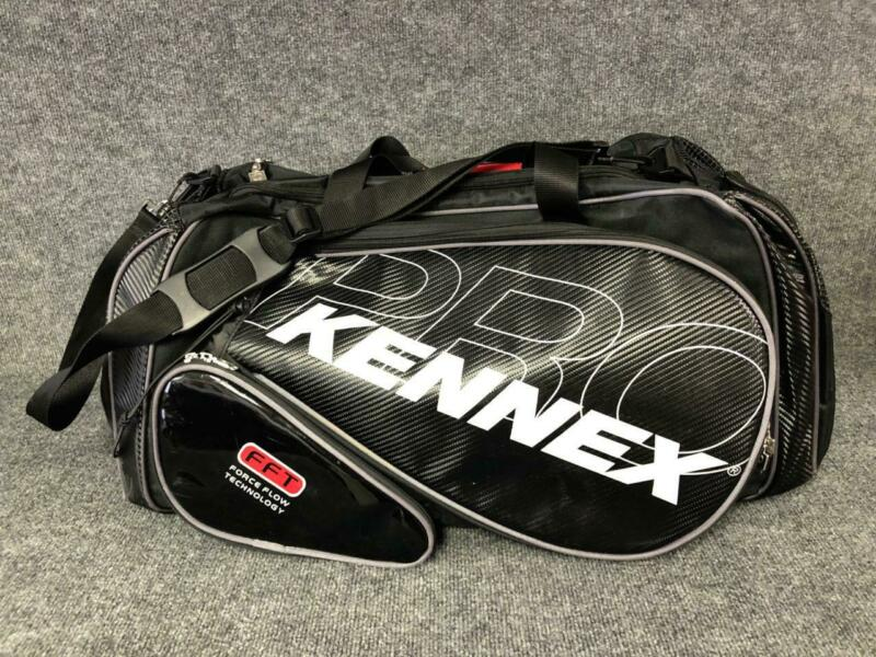Pro Kennex Racquetball Racquet Weekender Gym Bag with Carry Strap
