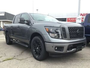 2018 Nissan Titan SV Midnight Edition $359/BiWeekly $0 Down a...