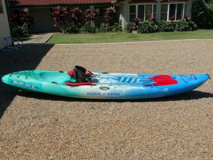 Ocean Kayak Malibu Two XL Worongary Gold Coast City Preview