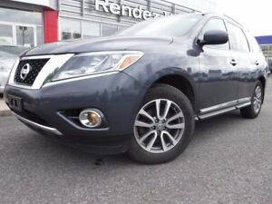 2014 Nissan Pathfinder SL/CUIR/BOSE/TOIT PANO SL/LAETHER/BOSE/PA