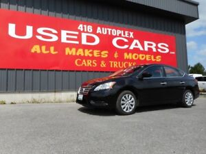 2014 Nissan Sentra Auto Air Only 30k