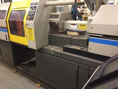 Cincinnati Milicron Electric Injection Molding Machine - Model ATC 100 B