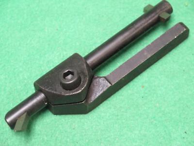 Jones Shipman 2341-104 Double Ended Lathe Boring Bar Cutter Holder 45 Straight