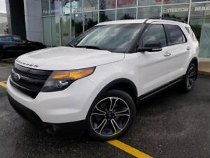 2014 Ford Explorer SPORT CUIR TOIT PANORAMIQUE GPS
