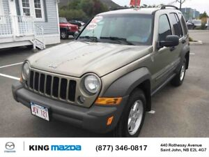 2007 Jeep Liberty LOW PRICED 4X4...NEW SAFETY INSPECTION LOW PRI