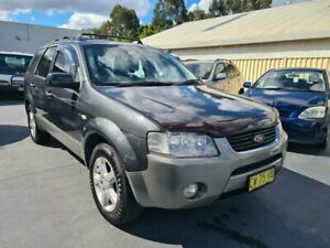 2006 Ford Territory SY TS (4x4) 6 Speed Auto Seq Sportshift Wagon Canley Vale Fairfield Area Preview