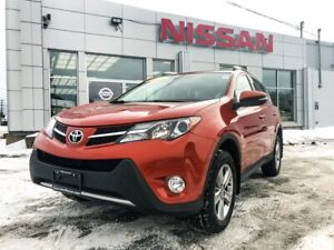 2015 Toyota RAV4 XLE Loaded with features!
