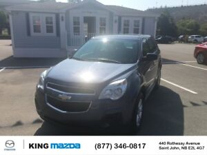 2013 Chevrolet Equinox LS- $138 B/W LOW KMS..ALL WHEEL DRIVE..BL