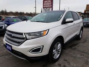 2018 Ford Edge SEL NAVIGATION !!  SUNROOF !!  LEATHER !!  AWD