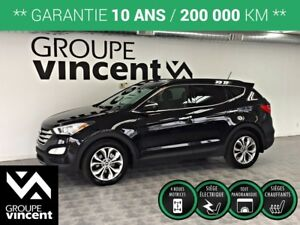 2015 Hyundai Santa Fe Sport 2.0T Limited AWD **GARANTIE 10 ANS**