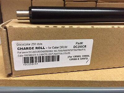XEROX DOCUCOLOR 240 250 242 252 260 700 XEROX COLOR 550 560 CHARGE ROLL FOR, usado segunda mano  Embacar hacia Spain