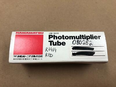 Hamamatsu Photomultiplier Tube R1414 Red NEW OLD STOCK segunda mano  Embacar hacia Argentina