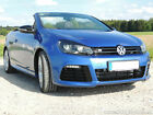VW Golf 6 (1K) R 2.0 TSI Cabrio Test