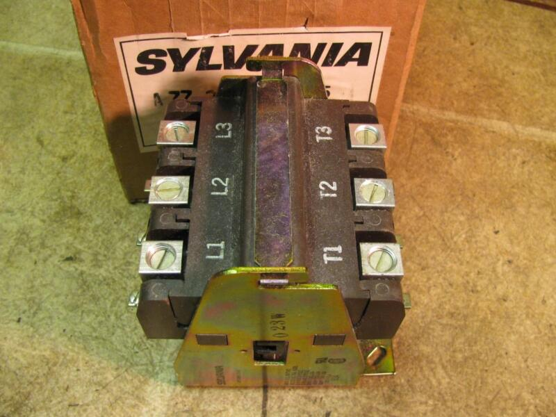 Sylvania A77-288517A-5 Contactor New Old Stock