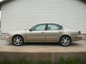 2003 Infiniti I35 LOADED WITH LEATHER AND SUNROOF