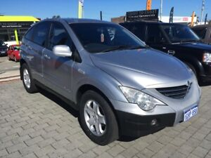 2008 Ssangyong Actyon A230 Automatic SUV FREE 1 YEAR WARRANTY Wangara Wanneroo Area Preview