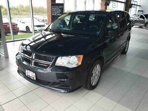 2013 Dodge Grand Caravan SE V6! 6-Speed Automatic! Low Kms!