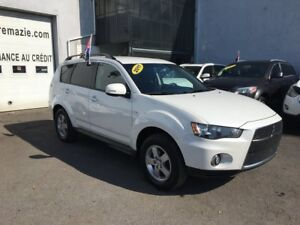 2011 Mitsubishi Outlander LS AUT. 4X4 - 7 PLACES ETAT IMPECCABLE