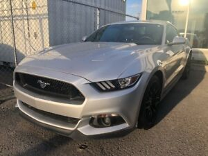 2017 Ford Mustang GT 5.0L manuelle Performance pack