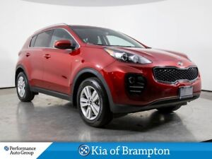 2018 Kia Sportage LX. AWD. CAMERA. HTD SEATS. REMOTE START