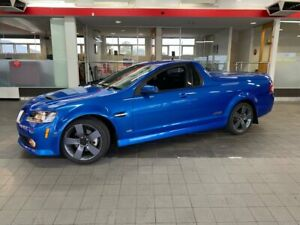 2009 Holden Ute VE MY09.5 SS Utility Extended Cab 2dr Man 6sp 618kg 6.0i Blue Manual Utility