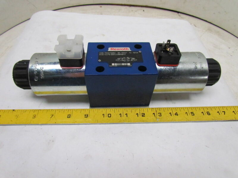 Rexroth R900755321 Directional Control Valve Hydraulic Valve